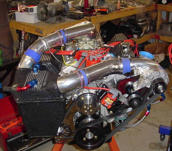 Procharger Hat Ls1: Centrifugal Supercharger For The FE